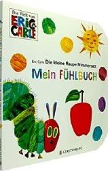 Raupe Nimmersatt Fühlbuch für kleine Kinder