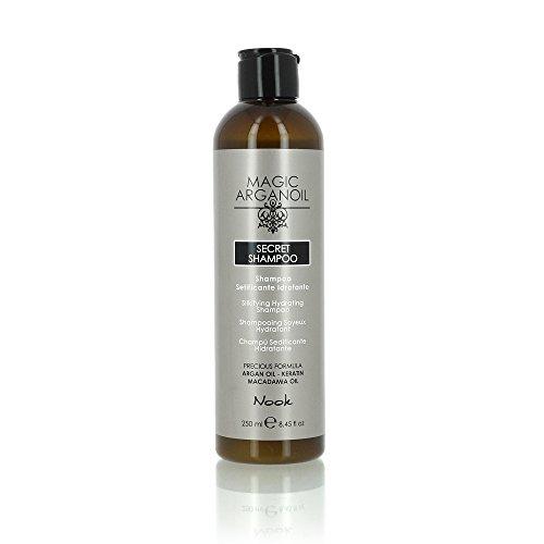 Nook Magic Argan Oil Secret Shampoo 250 ml