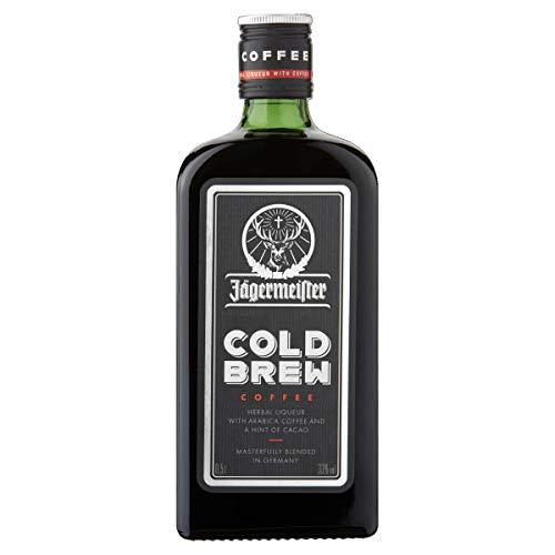 Jägermeister 802091 COLD BREW COFFEE Herbal Liqueur Bier, Wein & Spirituosen › Spirituosen › Liköre 0.5