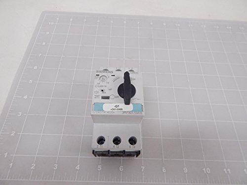 Siemens 3rv1 Interruptor autom/ático s0 3,2a regulaci/ón 3,2 1na+1nc