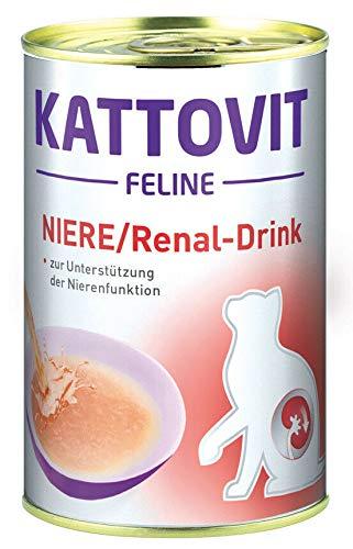 Finnern -Kattovit 6 x Niere-Renal Drink 135ml (13,52€/L)