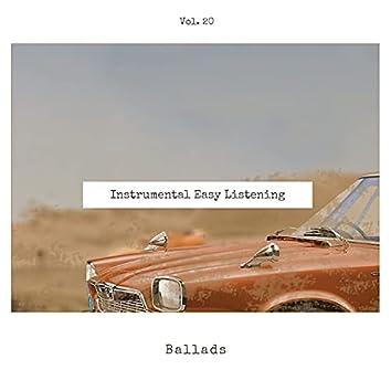 Instrumental Easy Listening Ballads, Vol. 20