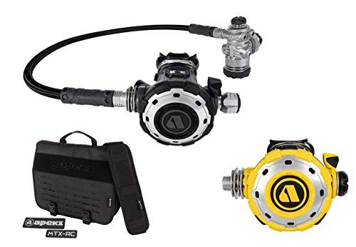 Apeks MTX-RC Stage3 - Juego de accesorios para bicicleta (DIN), color gris