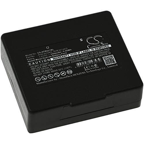 akku-net Powerakku für Hetronic 68300600/68300900 / 68300940/68300990, 3,6V, NiMH