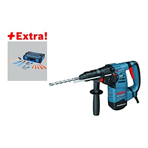 Bosch Bohrhammer GBH 3-28 DFR mit SDS-plus, L-BOXX + Gedore-BOXX 0615990J7Z