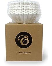 EDESIA ESPRESS - Pack de 250 filtros de papel para café - Para cafeteras de uso comercial - 90/240 mm