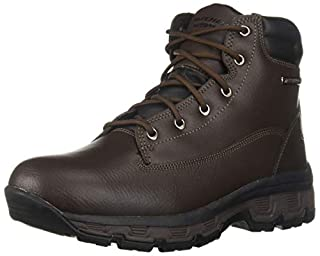 Skechers Men's Morson-SINATRO Hiking Boot, dkbr, 14 Medium US (B07B6HM8NJ) | Amazon price tracker / tracking, Amazon price history charts, Amazon price watches, Amazon price drop alerts