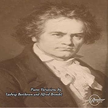 Piano Variations by Ludwig Beethoven and Alfred Brendel