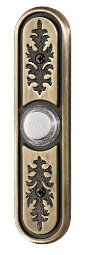 nutone door bell push button - 5