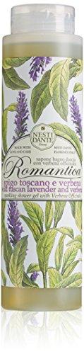 NESTI DANTE Romantica Lavender & Verbena, Bath & Shower Gel 300 ml