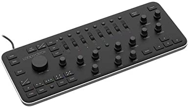 Loupedeck Photo Editing Console and Lightroom Keyboard...