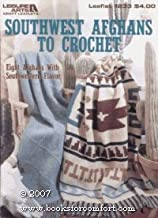 Southwest Afghans to Crochet (Leisure Arts #1233)