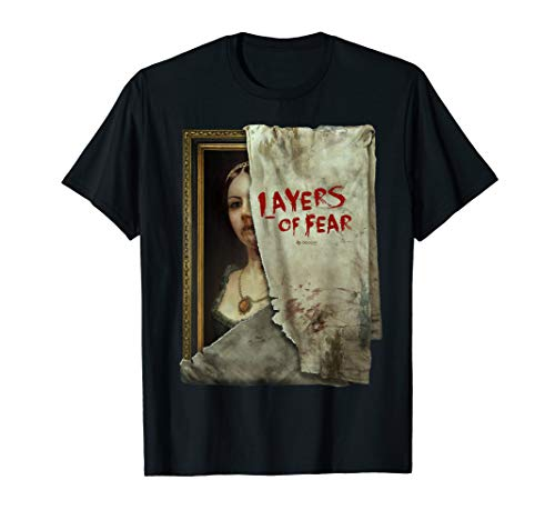 Layers of Fear Portrait T-Shirt