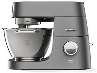 Kenwood Chef Titanium 1500W 4.6L Robot de Cuisine Argent 4.6 L Rotatif Acier Inoxydable Aluminium 1500 W