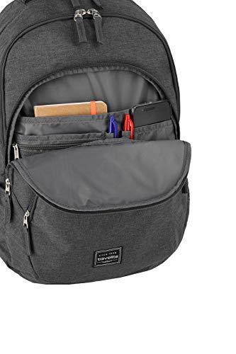 """41wo186JwQL - Travelite """"Basics mochilas para viajes urbanos y excursiones de ciclismo y senderismo — modernas, funcionales, seguras"""