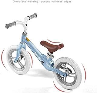 Bicicleta De Equilibrio para Niños, Bicicleta Liviana Sin Pedales con Asiento Y Manija De Altura Ajustable para Niños Y Niñas De 2 a 6 Años.