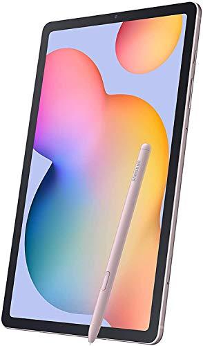 "Samsung Galaxy Tab S6 Lite 10.4"", 64GB WiFi Tablet - SM-P610 - S Pen Included (International Model) (Chiffon Pink)"