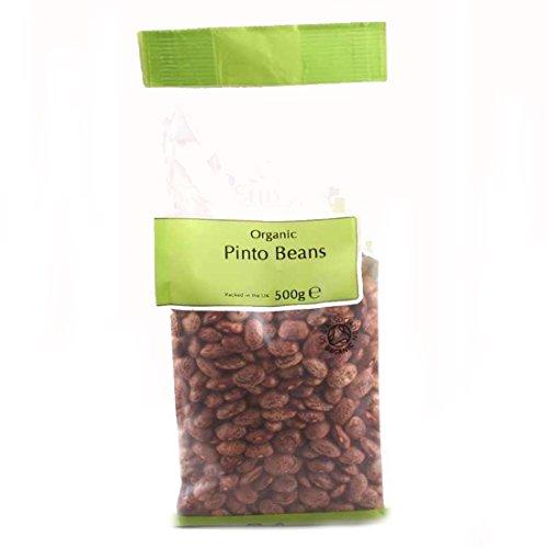 Suma Prepacks - Organic | Pinto Beans - organic | 4 x 500g