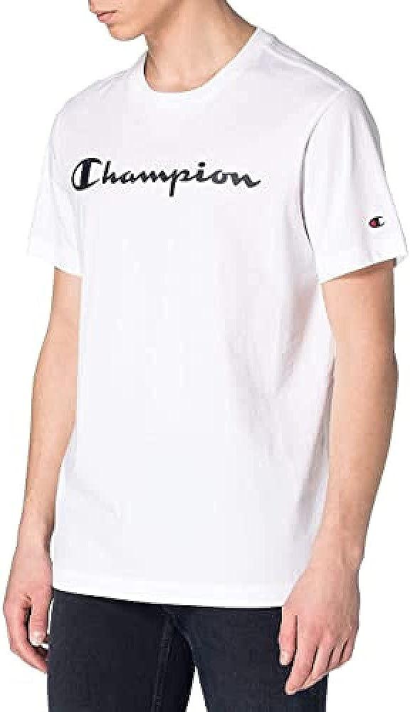 Champion Legacy Classic Logo Camiseta para Hombre