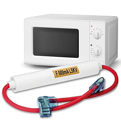 MovilCom - Fusible microondas 600mA / 5kv | Fusible alta tensión microondas 5kv 0,6A