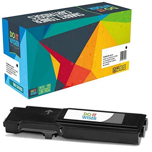 Cartuccia toner Do it wiser compatibile in sostituzione di Xerox WorkCentre 6600, Phaser 6605, WorkCentre 6605dn, WorkCentre 6605n, Phaser 6600n, Phaser 6600dn (Nero)