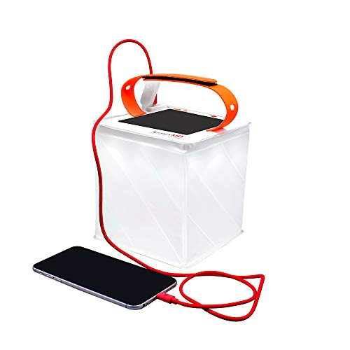 2-in-1 Camping Lantern/Solar Phone Charger - LuminAID Titan | As Seen on Shark Tank