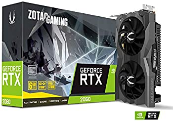 Zotac Gaming GeForce RTX 2060 6GB Gaming Graphics Card