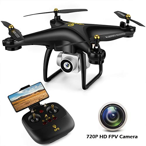 JJRC H68G WiFi RC Drone Quadcopter with 720P HD Camera