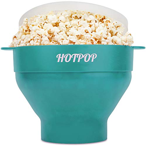 Our #1 Pick is the The Original Hotpop Microwave Popcorn Popper
