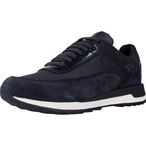 Calzado Deportivo para Mujer, Color Azul, Marca GEOX, Modelo Calzado Deportivo para...