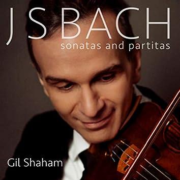 Bach: Sonatas and Partitas, BWV 1001 - BWV 1006
