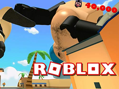Clip: Roblox Eating Simulator - Fattest Players Fight