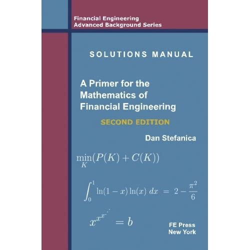 Mathematics Solution Manuals: Amazon com