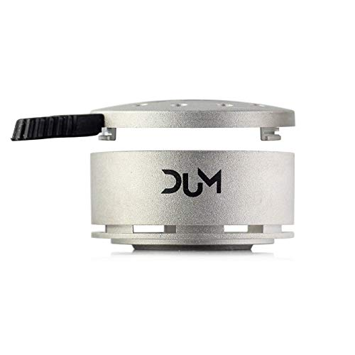 DUM Shisha Skull Dome Aufsatz Smokebox Heat Management Device Wärmeregler Heizsystem