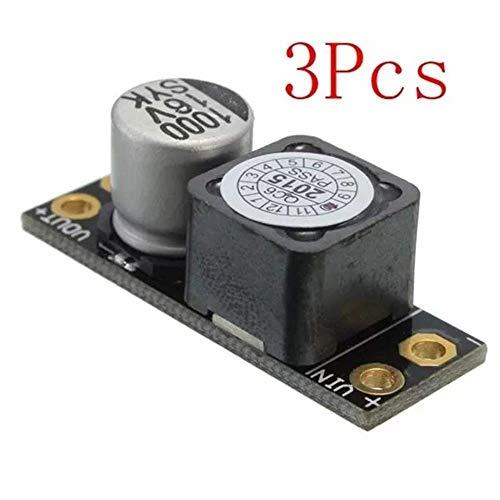 Nologo CKQ-KQ 3Pcs L-C Power Filter-2A RTF Lc Filter (3AMP 2-4S) LC Module Lllustrated Eliminate Moire Signal Filtering Spot Steuermodul