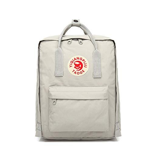 ZXHDP|Weibliche Rucksack | Student Reisetasche wasserdichte Stofftasche | College Rucksack