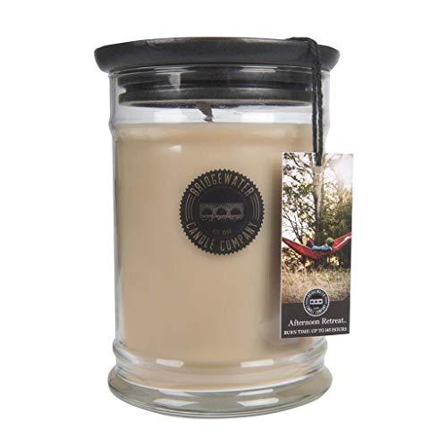 Bridgewater Candle Soy Blend 18.5 Oz. Jar - Afternoon Retreat