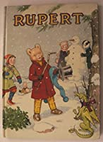 Rupert: The Daily Express Annual  no. 54 0850791871 Book Cover