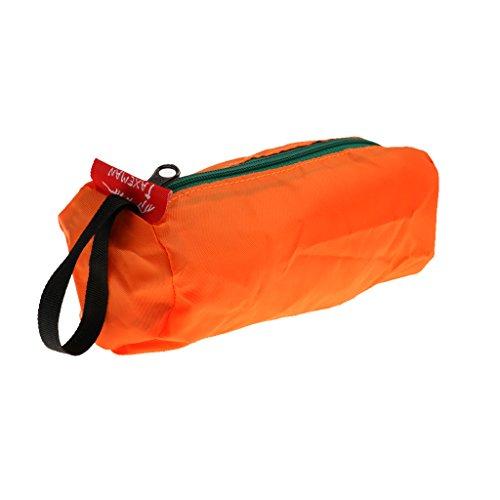 Sharplace 2xPortátil Viaje Al Aire Libre Camping Bolsa de Lavado Artículos de Tocador Maquillaje Cremallera Bolsa Pequeña