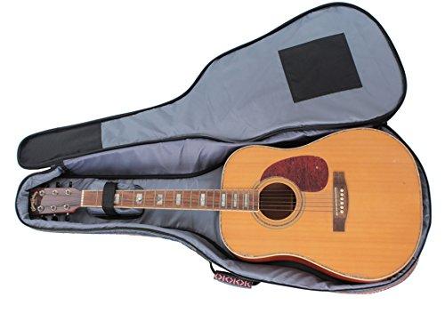 Glenmi Bohemian Acoustic Guitar Case for Girls 6