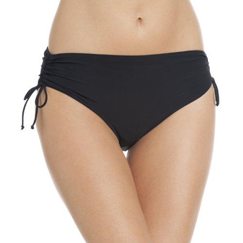 Rosa Faia Damen Ive Bottom Bikinihose, Schwarz (Schwarz 001), (Herstellergröße: 38)