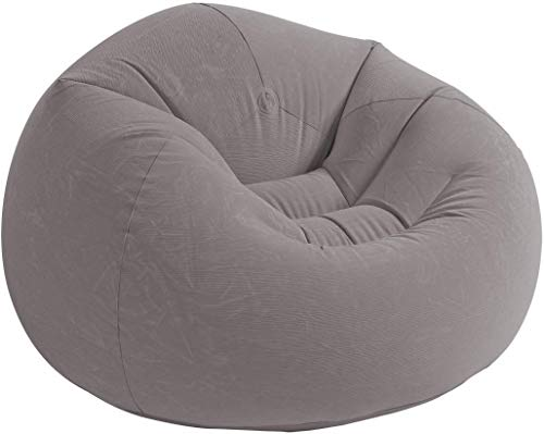 Intex 68579NP - Sillón hinchable beanless 107 x 104 x 69 cm...