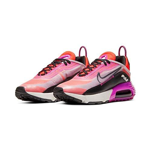 NIKE Air MAX 2090 Zapatos Deportivos de Mujer en Tejido Rosa CK2612-500