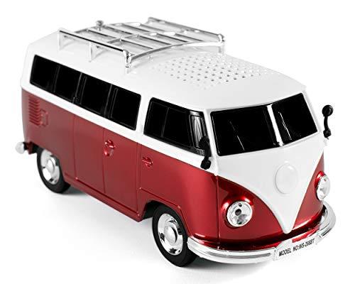 VW samba-bus volkswagen llavero nuevo embalaje original azul-beige