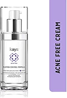 Kaya Clinic Blemish Control Formula, Cream for Post-acne Marks and Blemishes, 30 ml