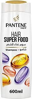 Pantene Super Food Shampoo with Antioxidants and Lipids, 600ml