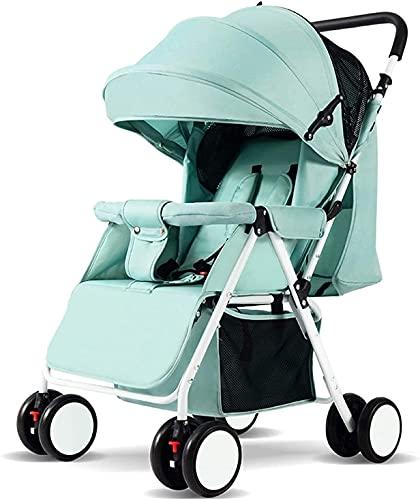 Combo de cochecitos para bebés para recién nacidos - cochecito convertible compacto de un solo bebé silla de sillón de sillón de cochecito de cochecito de lujo de cochecito de lujo agregar soporte de