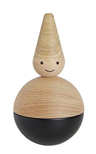 OYOY - Holzfigur - Weihnachts Elf - Ø7 x H12 cm