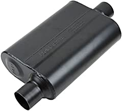 Flowmaster 942546 Super 44 Muffler - 2.50 Offset IN / 2.50 Center OUT - Aggressive Sound