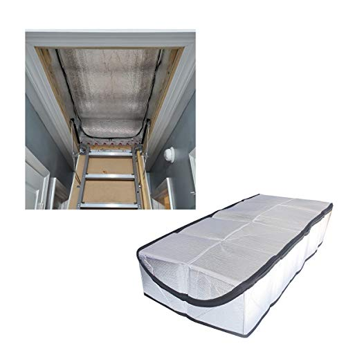 Attic Stairway Insulation Cover